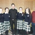 TY students attend Parish Day