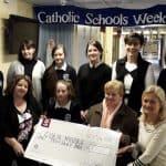 Catholic Schools Week Fundraising for Cuan Mhuire