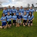Pres Camogie do 2 in a row!